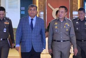 Kes Justo: Malaysia perlu guna saluran betul untuk peroleh maklumat - Polis Thai