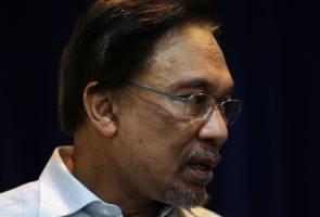 Isu salah guna kuasa: BN mesti ambil tanggungjawab penuh - Anwar Ibrahim