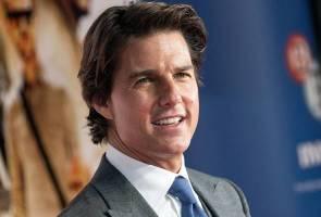 Trafik di London terhenti kerana Tom Cruise