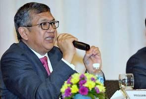 Dakwaan guling PM satu muslihat publisiti - Gani Patail
