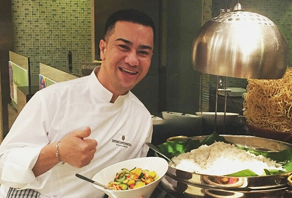 Chef Zam bakal kembangkan bakat dalam lakonan