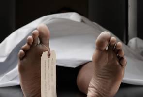 Wanita ditemukan mati tersepit dalam tandas
