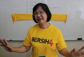 Bersih 4: 'Bersih 2.0 sedia bincang dengan KPN' - Maria Chin