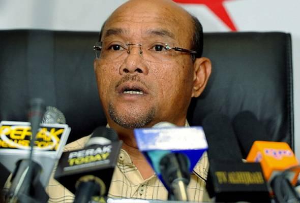 'Saya yakin RM2.6 bilion dibelanjakan sepenuhnya untuk UMNO' - Mohd Khusairi