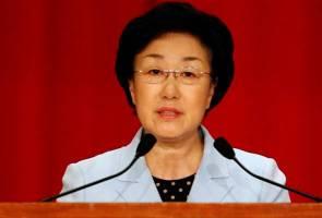 Bekas PM Korea Selatan masuk penjara kerana dana politik haram