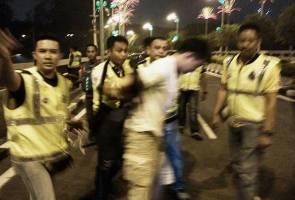 17 ditahan reman susulan perhimpunan #LangkahSiswa