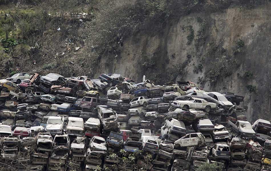 vehicles, car, motorcycle, tank, aeroplane, graveyard, junk, scrap
