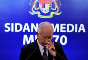 Serpihan dari Pulau Reunion sah milik pesawat MH370 - Najib