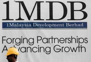 1MDB nafi akaun syarikat dibekukan
