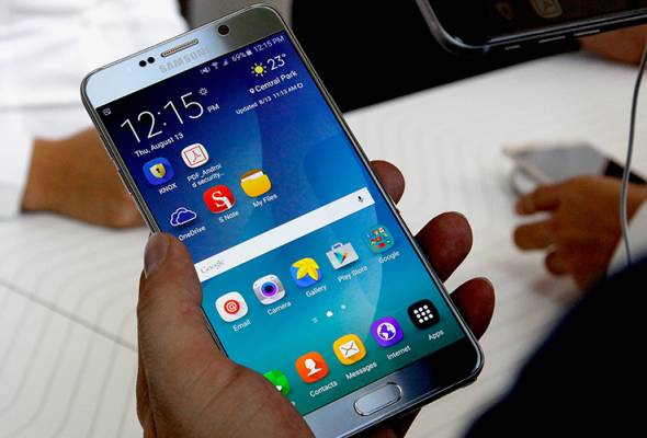 Samsung pertaruh Galaxy S6 Edge Plus dan Samsung Galaxy Note 5