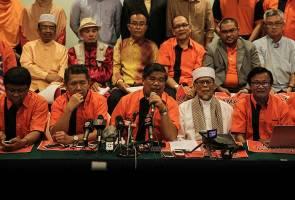 Parti Amanah Negara jadi wadah politik GHB