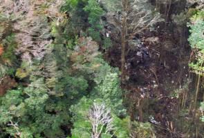 Bangkai pesawat Trigana Air ditemui hancur dan kesemua penumpang maut