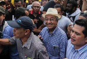 Bersih 4: Kehadiran Dr Mahathir seolah-olah bersekongkol dengan pembangkang - Salleh