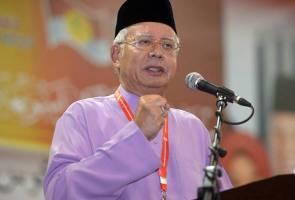 Tutup isu dana politik, tumpu soal kepentingan rakyat - Najib
