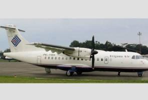 Pesawat Trigana terhempas bawa wang tunai RM1.92 juta