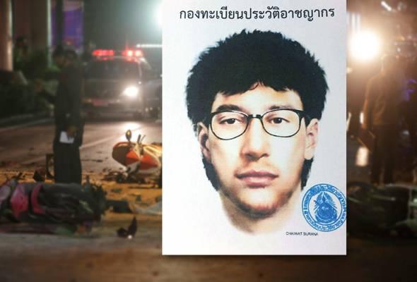 Bom Bangkok: Polis Thailand keluarkan waran tangkap