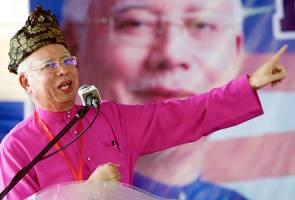 Orang Melayu akan bangsat jika UMNO hilang kuasa - Najib