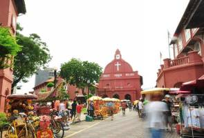 Melaka attracted 15.7 million tourists last year - Idris