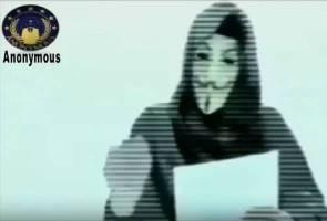 Ancaman penggodam Anonymous Malaysia sangat serius - Pakar