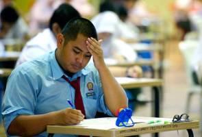 SPM: Syarat wajib lulus Bahasa Inggeris ditangguhkan