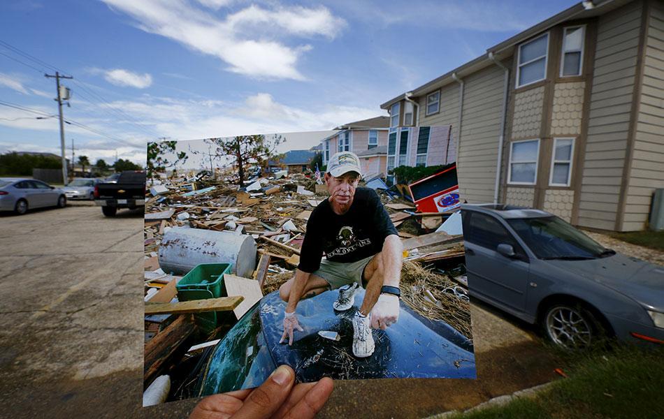 Katrina hurricane, disaster, 10 years anniversary
