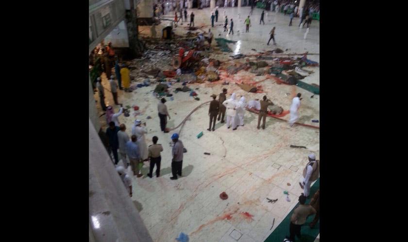Tragedi kren runtuh Masjidilharam: Identiti 8 jemaah Malaysia dikenal pasti
