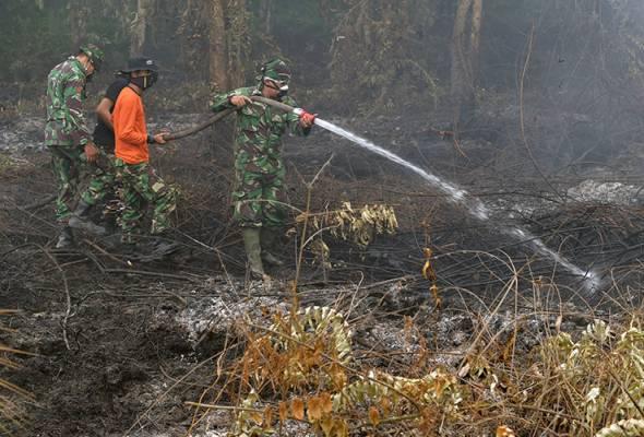 Jerebu: Zahid cadang bina parit