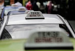 Pemandu teksi mogok di Lapangan Terbang Antarabangsa Kuching