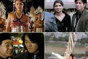 16 filem antarabangsa yang pernah menjalani penggambaran di Malaysia