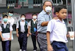 Jerebu: 931 sekolah di Selangor ditutup Isnin