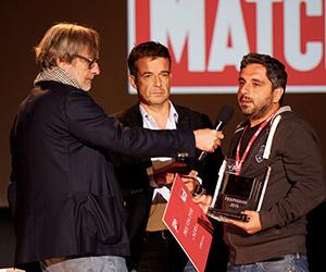Jurugambar Bulent Kilic menang anugerah Visa d'Or News 2015