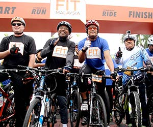 FIT Malaysia Ride Ipoh