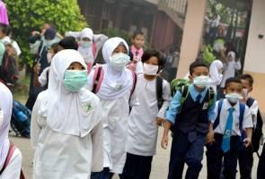 Sekolah Diempat Negeri Ditutup Akibat Jerebu