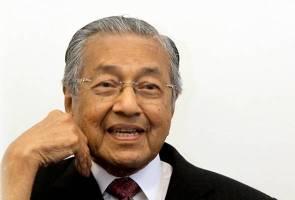Undi tidak percaya sememangnya termaktub dalam Perlembagaan - Dr Mahathir