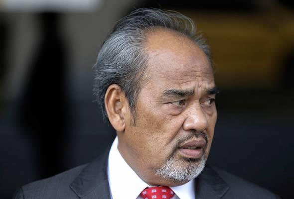 Tajuddin mahu Khalid mohon maaf, atau berdepan tindakan guaman