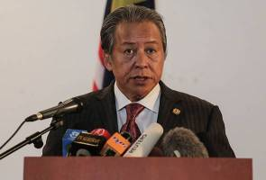 Menteri lain jangan campur tangan hal Wisma Putra - Anifah