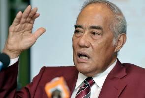 'Hanya usul MT UMNO boleh pecat Anina' - Megat Najmuddin