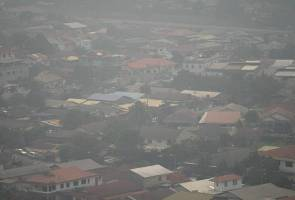 Empat kawasan catat IPU tidak sihat setakat 8 pagi
