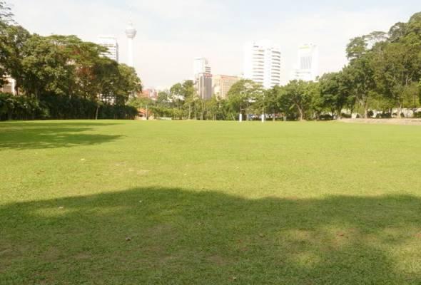 DBKL benar perhimpunan sokong rang undang-undang syariah di Padang Merbok