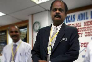 Ravichandran takes over as Perak narcotics crime investigation chief