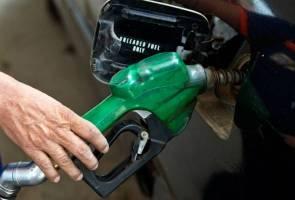 Harga runcit RON95, RON97 dan diesel naik 10 sen bagi Oktober