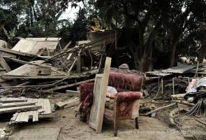 Warga Kelantan tak lena tidur risau musibah banjir