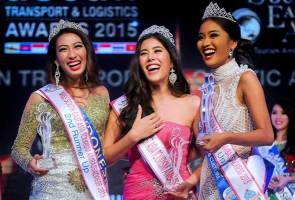 Thai beauty queen crowned miss south East Asia Tourism Ambassadress 2015