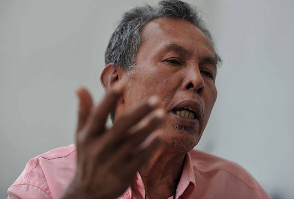 He is hoping that Datuk Seri Najib would consider the possibility of resuming the search in future.