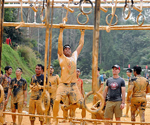 Reebok Spartan Race 2015 di Shah Alam