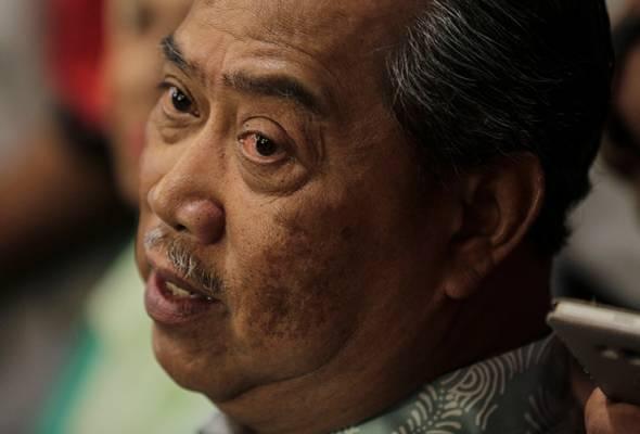 1MDB: Muhyiddin gesa kerajaan ubah status rahsia rasmi laporan PAC