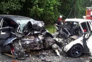 Pensyarah UPSI maut kemalangan jalan raya babitkan tiga kenderaan di Gua Musang