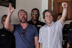 Khairuddin dan Matthias tidak didakwa di bawah SOSMA - Peguam Negara