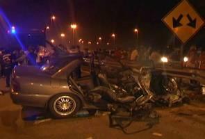 849 kemalangan, 36 kematian di LPT2 sehingga November