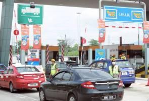 Kerajaan Selangor bantah kenaikan tol